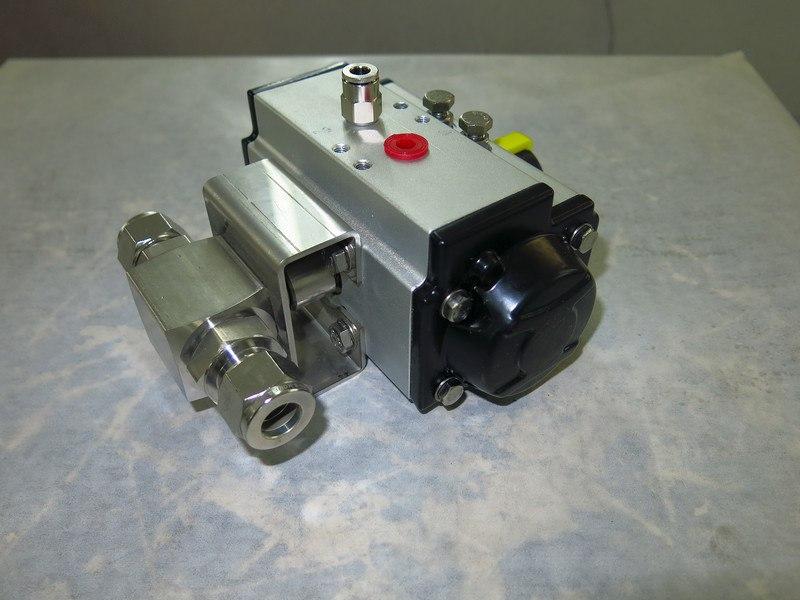 Автоматический клапан основных компонент